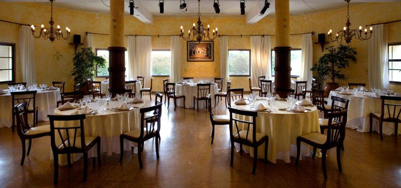 El Castillo de San Lorenzo - Restaurant