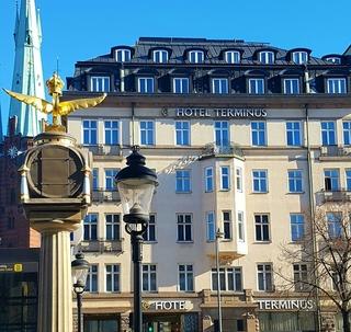 Hotel Terminus Stockholm, Vasagatan 20,20
