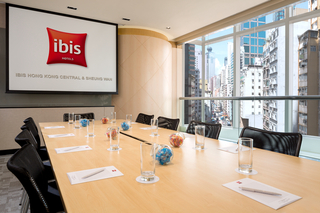 Ibis Hk Central And Sheung Wan