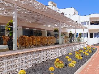 H10 Ocean Dunas (only adults) - Terrasse