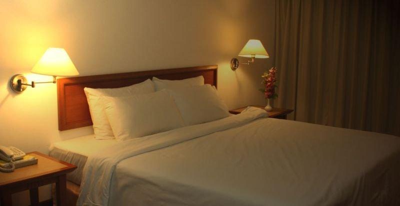 Cempaka Apartment Hotel - Zimmer