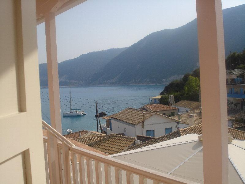 Ionis hotel, Agios Nikitas,.