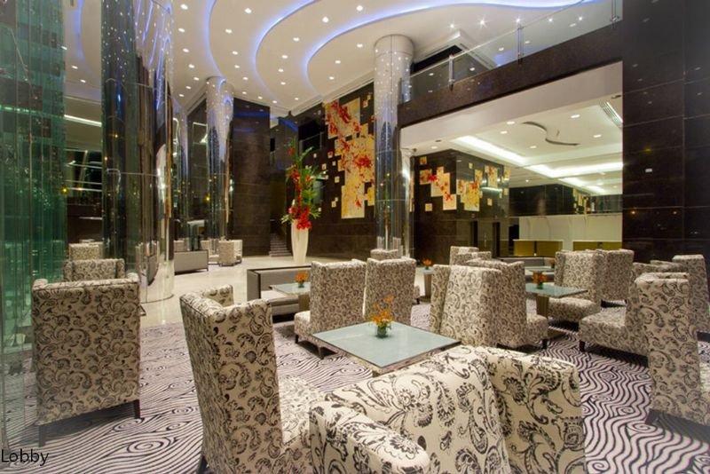 Acacia Hotel Manila - Diele