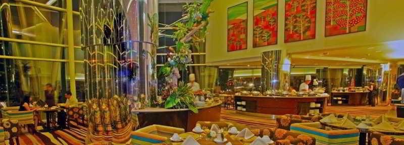 Acacia Hotel Manila - Restaurant