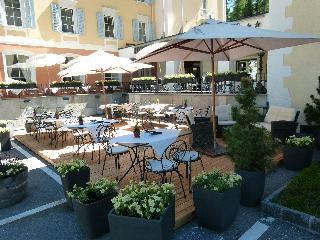 Edelweiss Swiss Quality Hotel - Terrasse