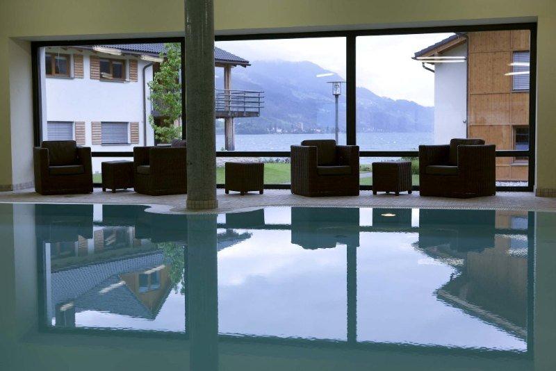 Resort Walensee - Pool