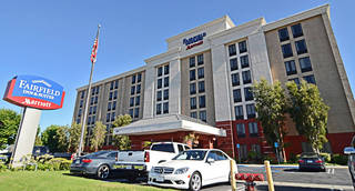 Fairfield Inn & Suites…, 7828 Orangethorpe Avenue,