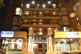 Kube Apartment Express, Montevideo,574