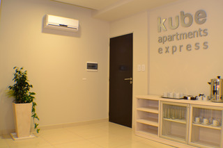 Kube Apartment Express - Konferenz