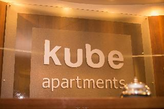 Kube Apartment Express - Diele