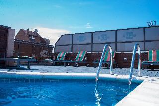 Kube Apartment Express - Pool