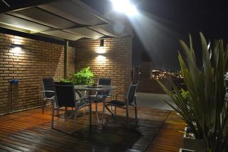 Kube Apartment Express - Terrasse