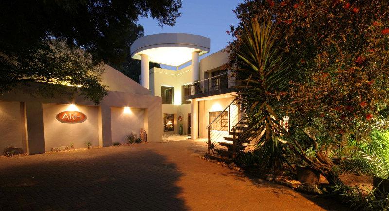 African Rock Hotels - Generell
