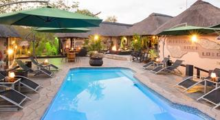 African Rock Hotels - Pool