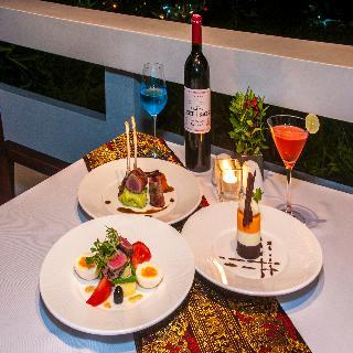 Luang Prabang View Hotel - Bar