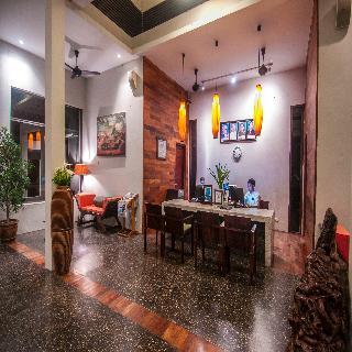 Luang Prabang View Hotel - Diele