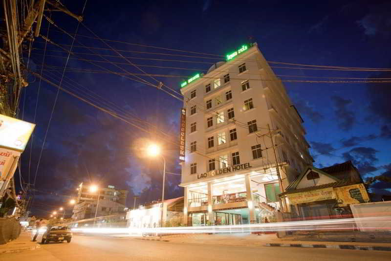 Lao Golden Hotel, Tatmay Road, Phounsinoun…