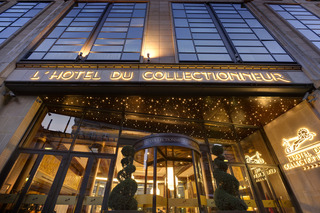 The Hotel du Collectionneur Arc de Triomphe Paris