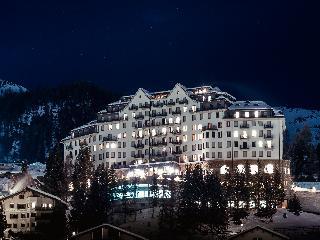 Carlton Hotel St. Moritz, Via Johannes Badrutt,11