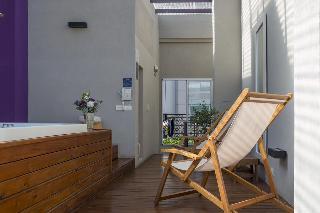 Infinito Hotel Eco Design - Terrasse