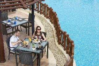 Crowne Plaza Jordan Dead Sea Resort & Spa - Restaurant