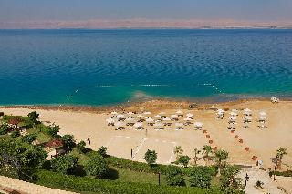 Crowne Plaza Jordan Dead Sea Resort & Spa - Strand