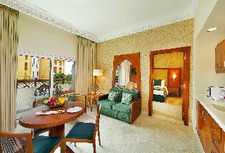 Crowne Plaza Jordan Dead Sea Resort & Spa - Zimmer