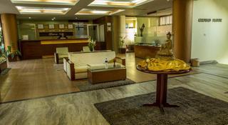 Summit Residency Airport Hotel Kathmandu - Diele