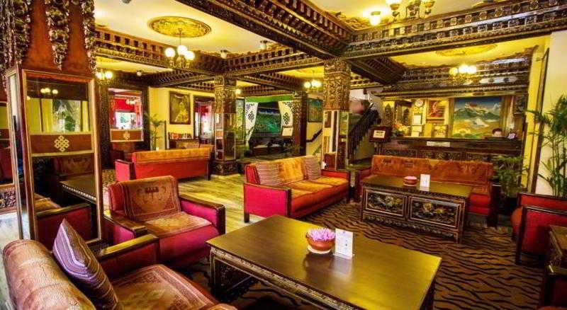 Hotel Tibet - Diele