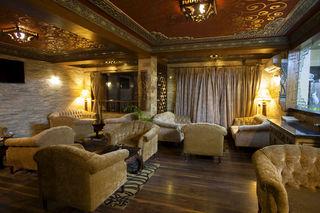 Hotel Tibet - Terrasse