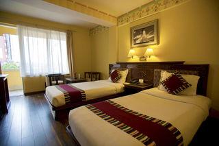 Hotel Tibet - Zimmer