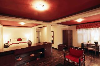 Shambaling Boutique Hotel - Diele
