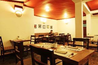 Shambaling Boutique Hotel - Restaurant