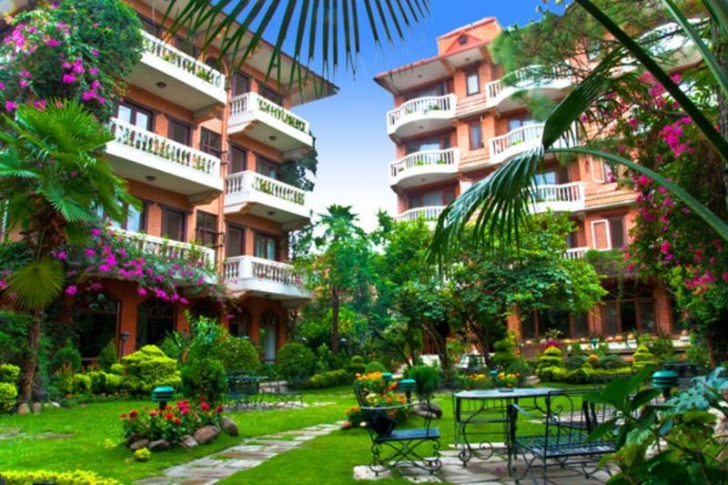 Nirvana Garden Hotel - Generell
