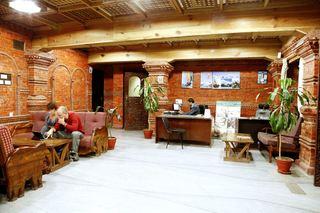 Hotel Landmark Pokhara - Diele