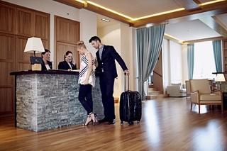 Kurhaus Cademario Hotel & Spa - Diele