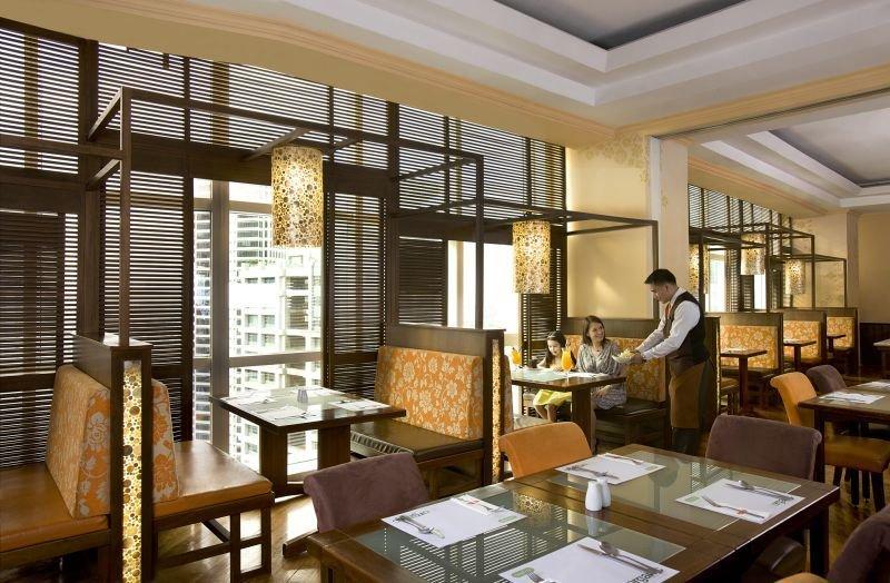 Fraser Place Manila - Restaurant