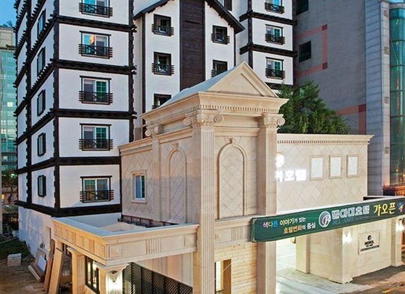 Belamie Hotel, 1115-10 Ingye-dong Paldal-gu…