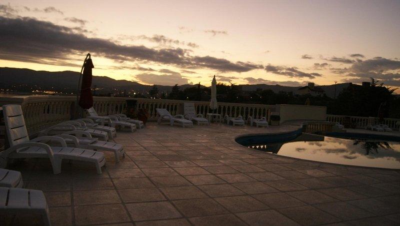 Villa la Font Apart Hotel & Spa - Terrasse