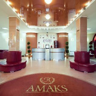 Amaks Congress hotel - Generell