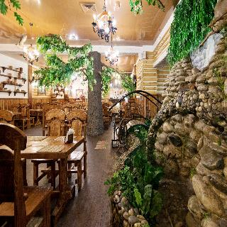 Amaks Congress hotel - Restaurant