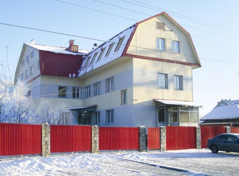 Uyutnaya Novosibirsk