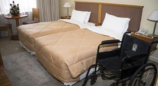Gran Hotel Vicente Costanera - Zimmer