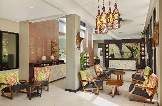 DoubleTree by Hilton Seychelles - Allamanda Resort - Diele