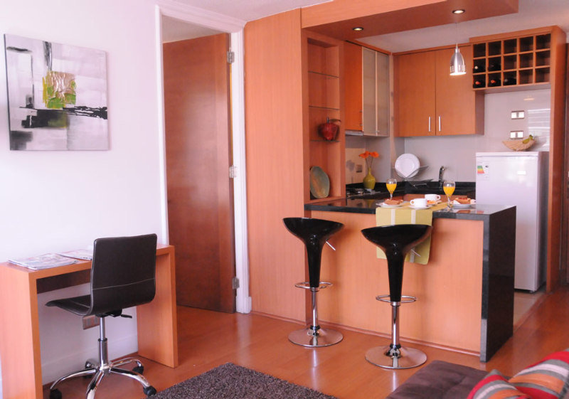 Metropolitan Santiago Apartments - Generell