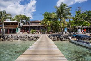 Splash Inn Dive Resort - Restaurant