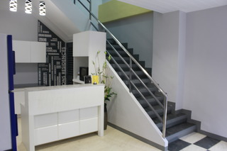 Leesons Residences - Diele
