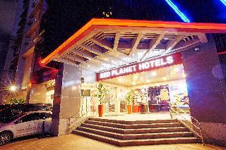 Red Planet Manila Makati - Generell