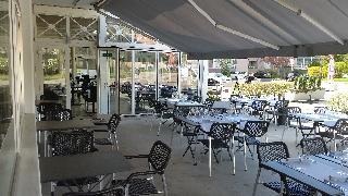 Hostellerie de la Vendée - Terrasse