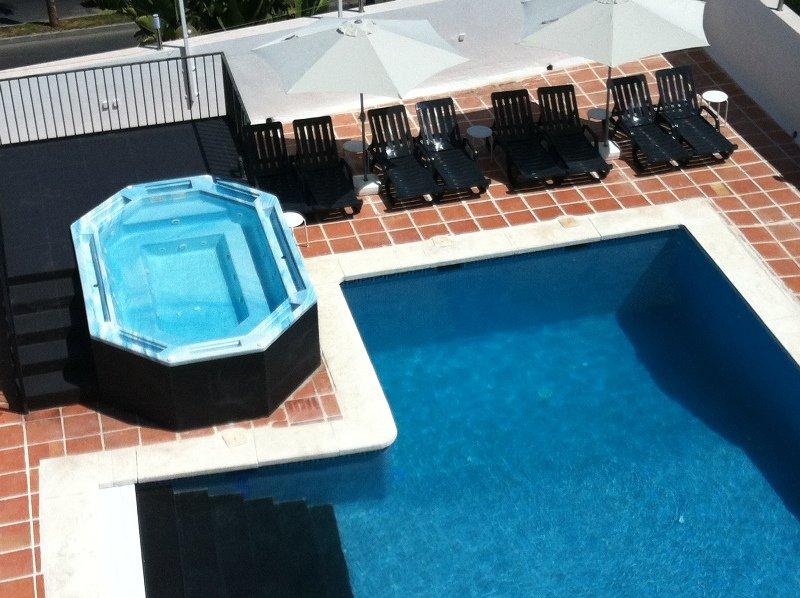 Hotel Natursun - Pool